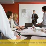 Neue Version von ProjectManagement® auf dem Markt