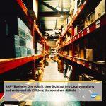SAP® Business One bietet wirkungsvolle Werkzeuge für Lagerverwaltung und Bestandsführung