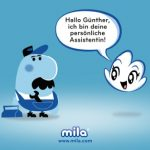coresystems Business-App – Mila