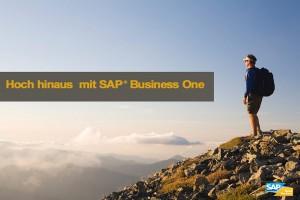 mit SAP Business One hoch hinaus