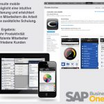 SAP Business One – mobile Lösungen von coresystems