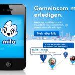 """""""Gemeinsam mehr erledigen"""" ist das Motto von Mila"""