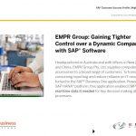Kontrolle über ein dynamisches Unternehmen