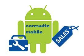 Vertriebs-Applikation für Android