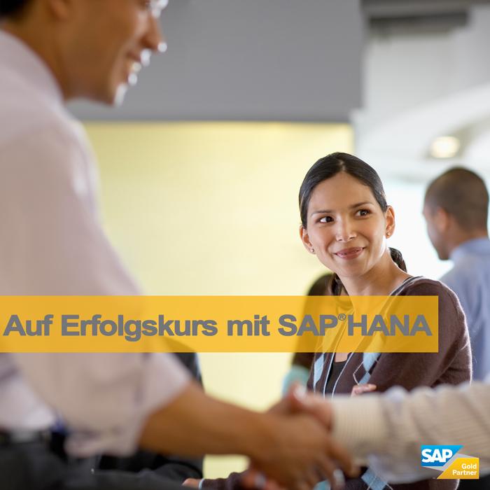 Mit SAP Hana in eine erfolgreiche Zukunft