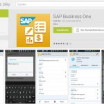 SAP Business One für Android im Google Store