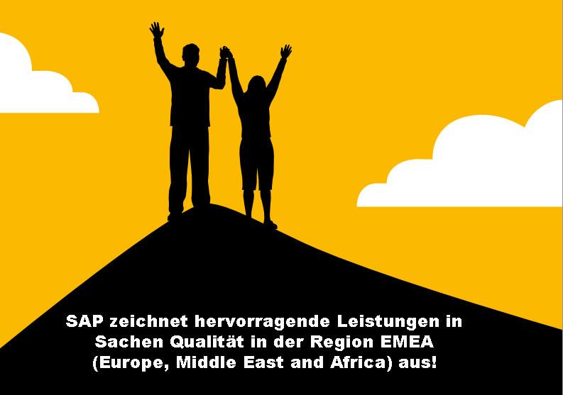 sap-zeichnet-hervorragende-leistungen-in-sachen-qualitat-in-der-region-emea-aus
