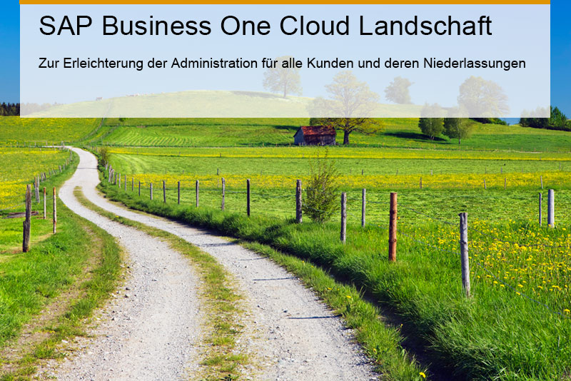 Cloud Control Center für SAP Business One
