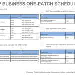 SBO-Patch Schedule