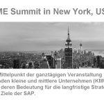 Kleine Unternehmen im Mittelpunkt der SAP