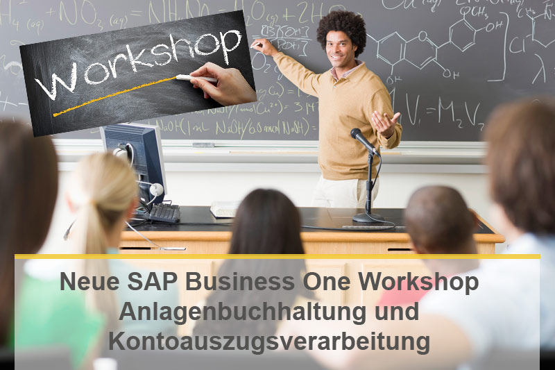 Neue Seminare in SAP Business One