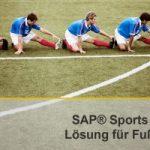 Datenanalyse im Fußball mit SAP HANA