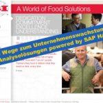 Erfolgsgeschichte: Analyselösungen powered by SAP HANA – bei OSI Shanghai, China