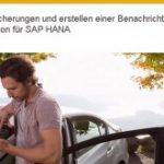 Planen von Datenbanksicherungen und Einstellen einer Benachrichtigungsmail in SBO – Version für SAP HANA