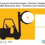 SBO – Prozesse beschleunigen, Umsatz steigern