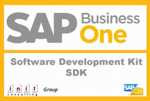 Software Development Kit (SDK) in SAP B1
