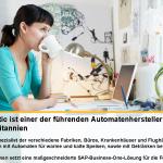 Prozesse optimieren durch eine Reihe von automatisierten Tools in SAP Business One