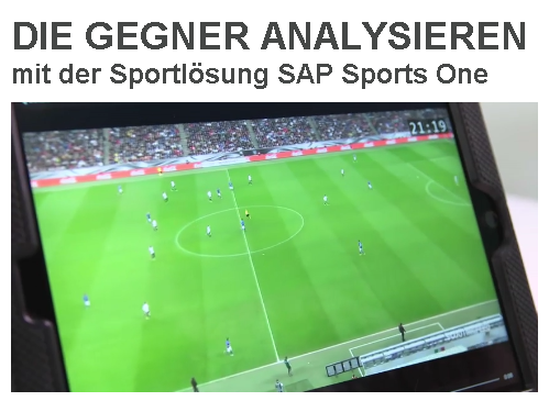 SAP und der DFB haben sich zusammengetan, um die digitale Transformation anzuführen und den Fußball auf die nächste Ebene zu heben.