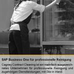 SAP Business One für Reinigungsdienstleister