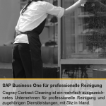 SAP Business One für Reinigungsdienstleister