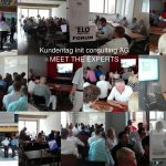Impressionen Kundentag init consulting AG