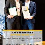 SAP Partner Preisverleihung