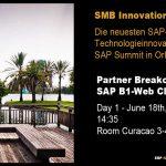 Die neuesten SAP-Produkt- und Technologieinnovationen auf der SAP Summit in Orlando