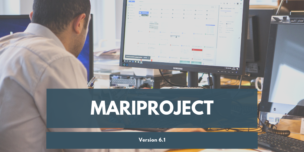 Version 6.1 von MARIProject