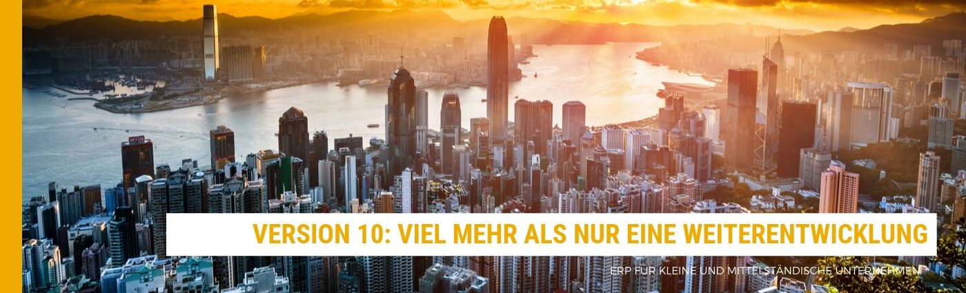 SAP Business One 10 Preview