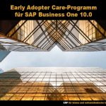Early Adopter SAP Business One