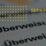 SEPA-Format Änderung im November 2019