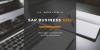 SAP Business One 9.3 PL 12