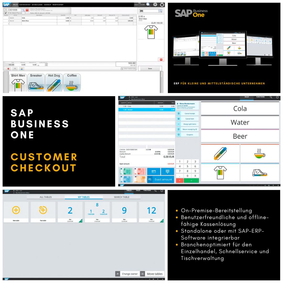 SAP Kassenlösung