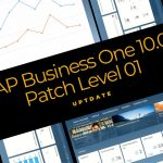 Was ist neu in SAP Business One 10.0 PL01?