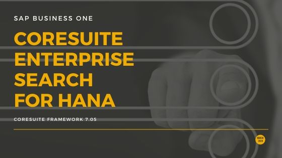 Enterprise Search von Coresuite