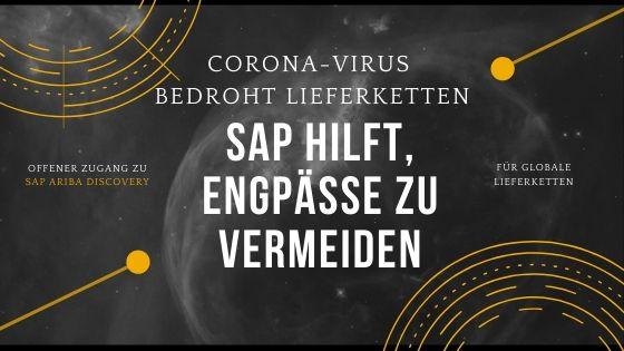 SAP Ariba - die kostenlose Handelsplattform